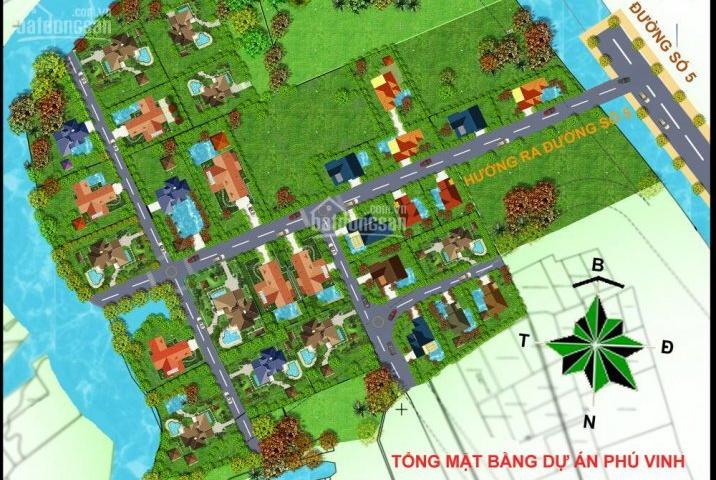 Khu biệt thự Phú Vinh