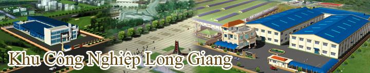 Khu công nghiệp Long Giang