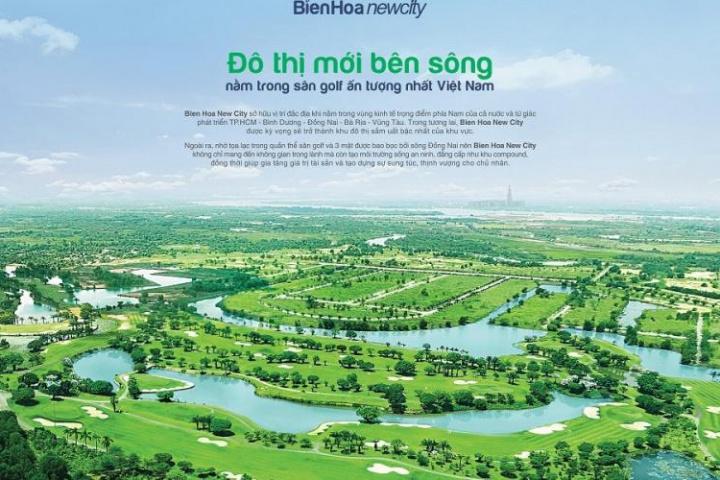 Khu Đô Thị Biên Hòa New City [Batdongsan.com.vn]