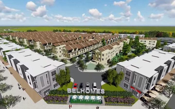 Khu đô thị Belhomes Từ Sơn, Bắc Ninh (Chuẩn mực Singapore)