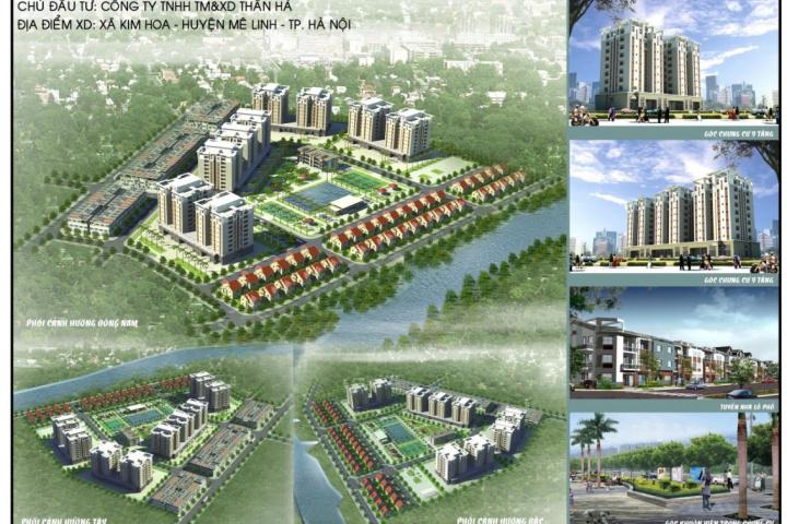 Khu đô thị Kim Hoa