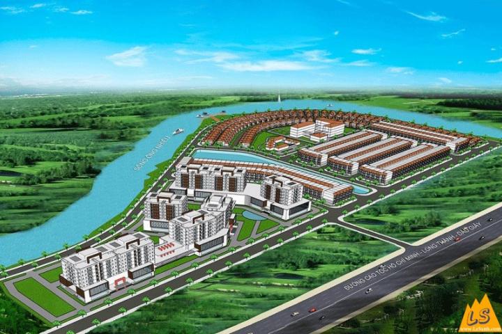 Khu dân cư Tân Cảng Phú Hữu