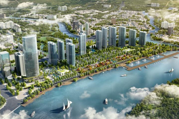 The Saigon RiverFront