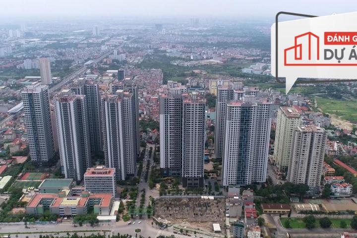 Đánh giá dự án Diamond Goldmark City