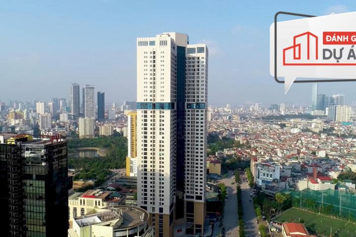 Đánh giá dự án Golden Park Tower
