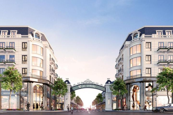 Giới thiệu dự án CIC Luxury Lào Cai