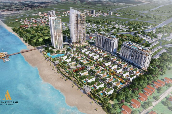 Giới thiệu dự án Aria Vũng Tàu Hotel & Resort