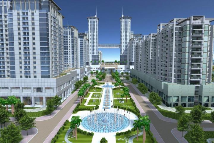 Khu đô thị mới Văn Quán