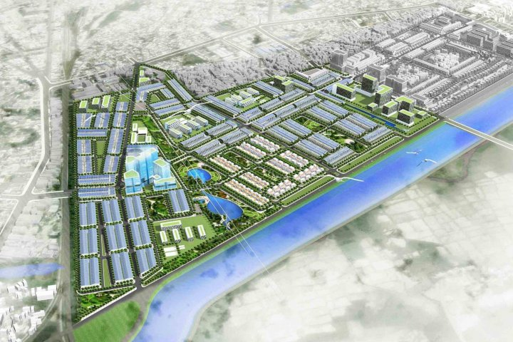 Khu đô thị Lê Hồng Phong II
