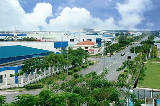 Khu CN Quang Minh