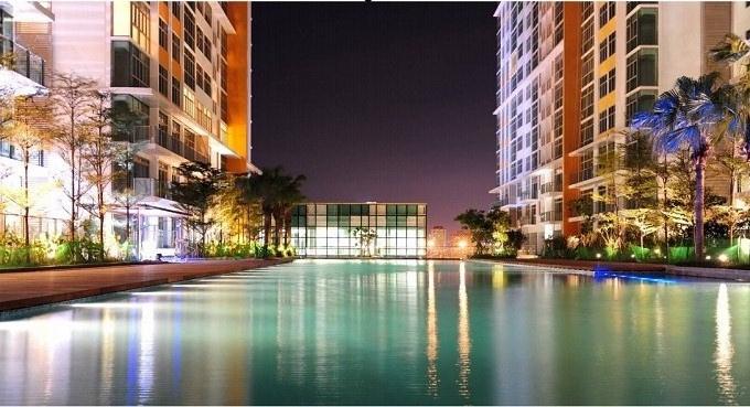 Cho thuê căn hộ The Vista (101m2), 2 phòng ngủ đẳng cấp 5 sao, giá tốt nhất