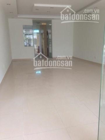 Cho thuê nhà nguyên căn mặt tiền đường D1 (35m) KDC Him Lam. 5x20m, hầm, trệt, 4 lầu, 55 tr/tháng