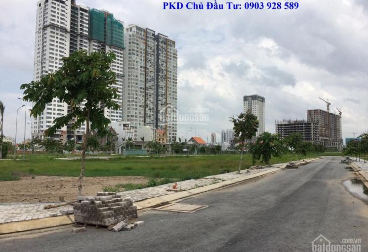 Đất nền trung tâm quận 7, đường Đào Trí, giáp sông, kề Phú Mỹ Hưng, giá 46,5 tr/m2, đã giao nền