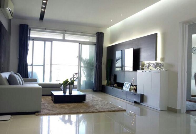 Cần tiền bán gấp căn hộ ven sông Phú Mỹ Hưng 114m2 giá 2,950 tỷ đầy đủ nội thất. LH: 0916.427.678