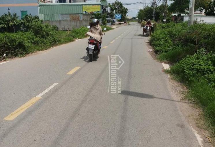 Bán 3100m2 đất thổ cư mặt tiền đường Lê Thị Kim, Xuân Thới Sơn, Hóc Môn khu vực nhiều kho xưởng