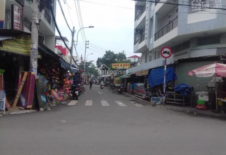 Nhà cấp 4 MT HT 5 gần chợ, 4.5x27m, CN 114m2, XD khu sung buôn bán 6.1 tỷ, 0904063903 Trung Hiếu