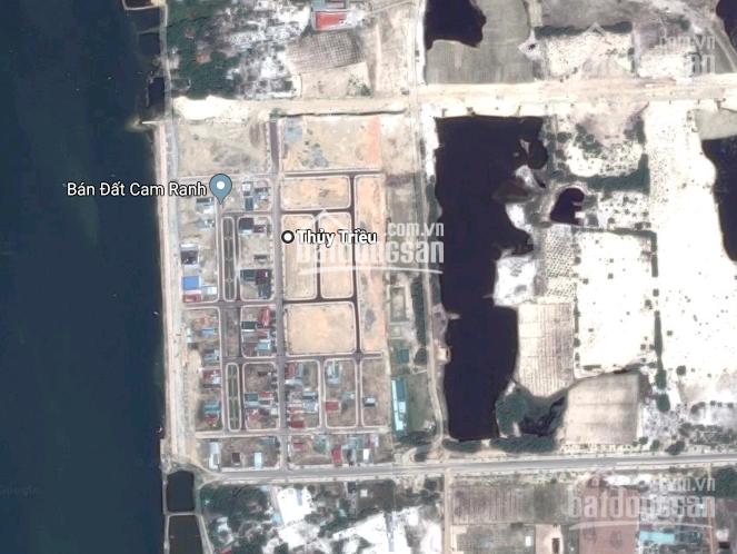 Đất thổ cư khu tái định cư K8 view Đầm Thuỷ Triều xã Cam Hải Đông, Bãi Dài, Cam Ranh. LH 0909277255
