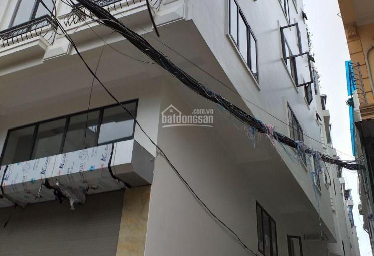 Bán nhà tại Kim Giang 72m2x6 tầng, nhà 2 mặt tiền, thang máy cao cấp oto tránh nhau. Nhà mới 100%