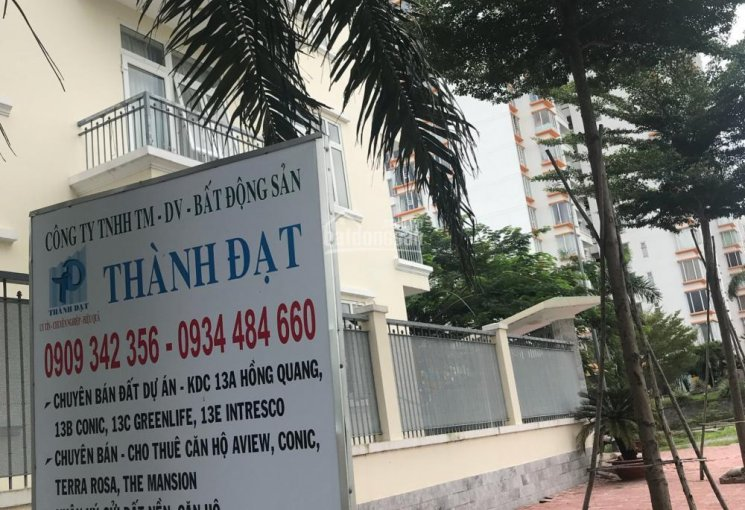 Bán đất nền dự án 13E Intresco Phong Phú, giá rẻ 30tr/m2 đầu tư lợi nhuận ngay: LH: 0909 342 356