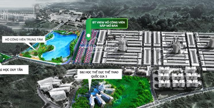 Bán đất đối diện công viên hồ đường Phước Lý 16, giá bán 32tr/m2. ĐT: 0905 368 333