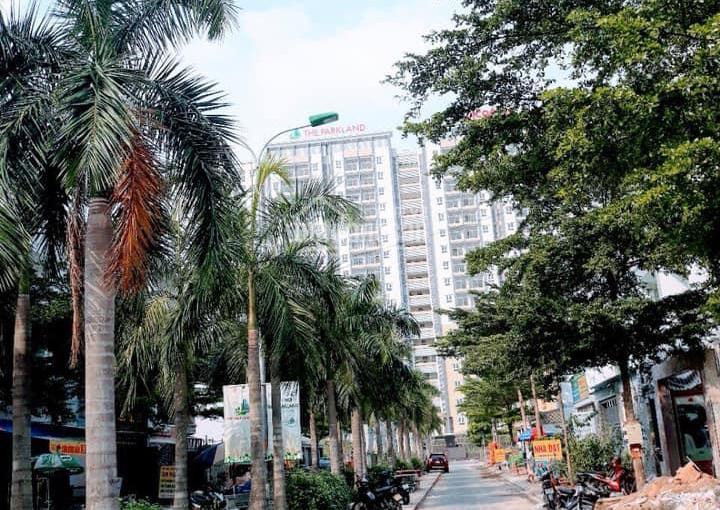 Cho thuê căn hộ Hiệp Thành City Q. 12 giá 5.5tr 62m2 view công viên 2PN, 2WC