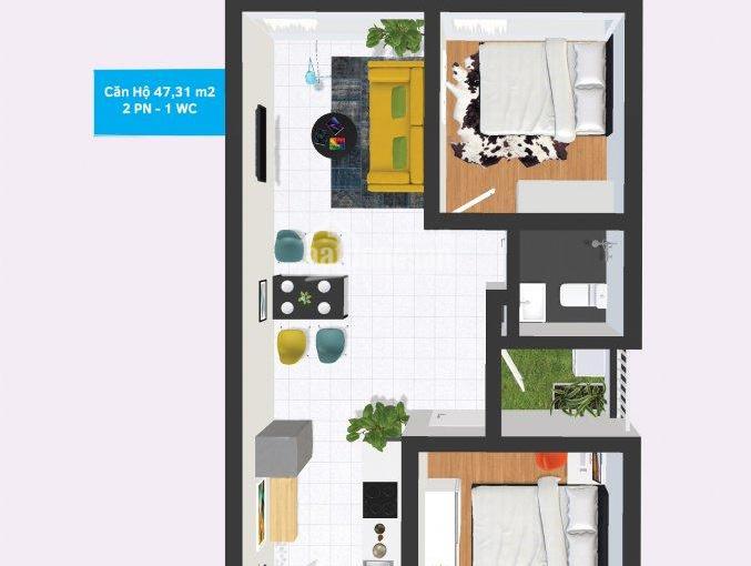 Chủ đầu tư thanh lý các suất nội bộ Topaz Home 2, Quận 9, liên hệ ngay 0932 730 641 để mua giá tốt