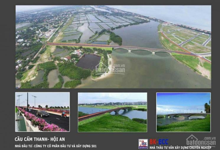 Bán đất KĐT Phước Trạch, Phước Hải, Hội An khu O1 - lô 9,21 giá 38 tr/m2 giấy phép 7 tầng