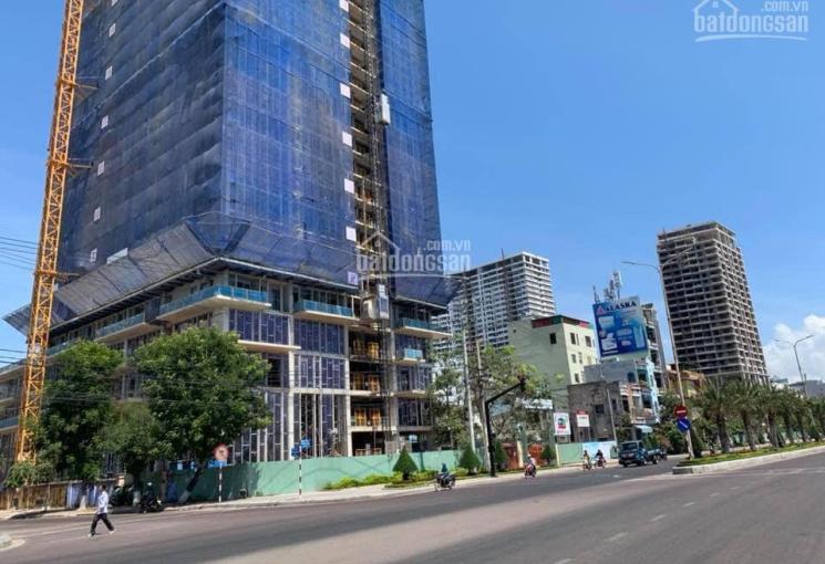 Căn hộ Condotel mặt tiền biển TP Quy Nhơn, giá 1,6 tỷ/căn, cam kết cho thuê 8% năm LH 0938709769