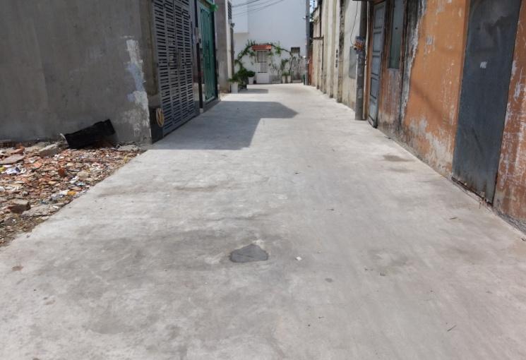 Bán lô đất thổ cư đường Nguyễn Văn Quá, Q12 vào DT: 4x16m, giá 3 tỷ 450