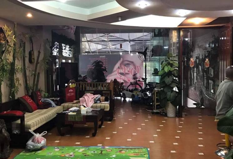 Chính chủ bán gấp nhà Hoàng Văn Thái 87m2, MT 6m, lô góc, giá nhỉnh 19 tỷ