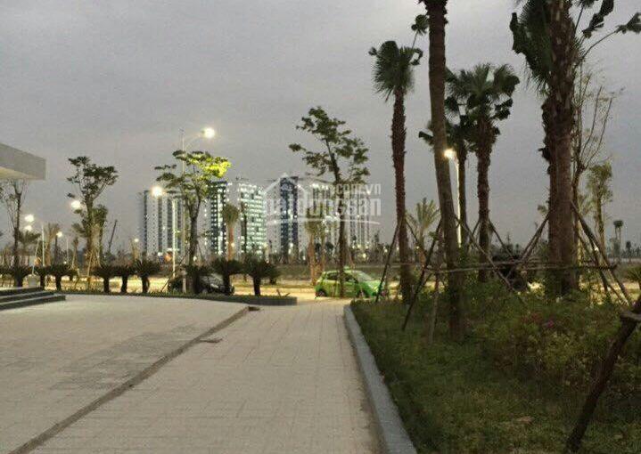 Liền kề 100m2 nhìn chung cư khu Thanh Hà Cienco 5