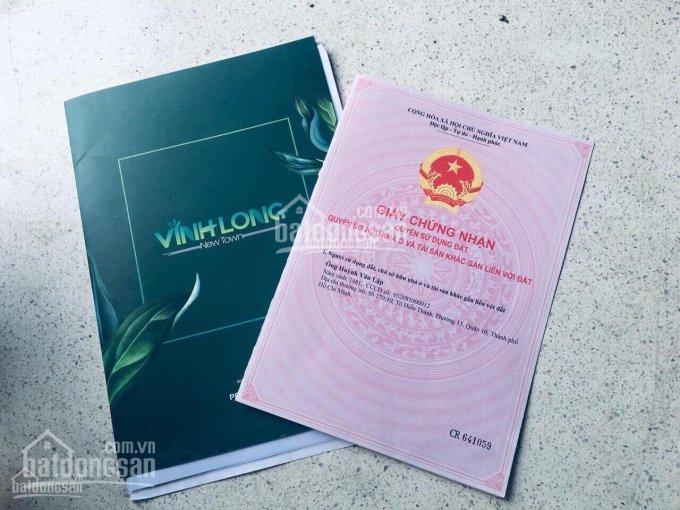 Hot! Hưng Thịnh mở 10 suất nội bộ đất nền SĐ ngay TP Vĩnh Long giá chỉ 830tr/nền CK 1% 0909052122