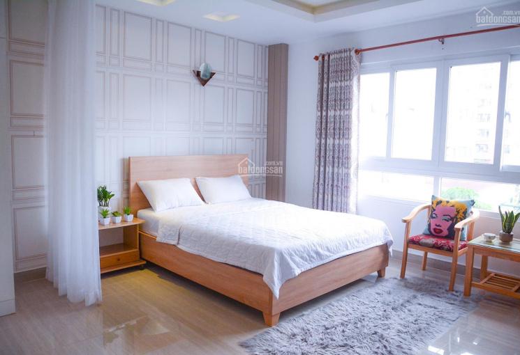 Căn hộ mini mới full nội thất sang trọng 1 phòng ngủ, ngay Pearl Plaza TT Bình Thạnh, gần Quận 1