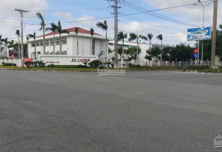 Bán 5353m2 đất xưởng có 2 MT đường Số 5 và đường số 6 khu công nghiệp Long Hậu - Hòa Bình, Long An