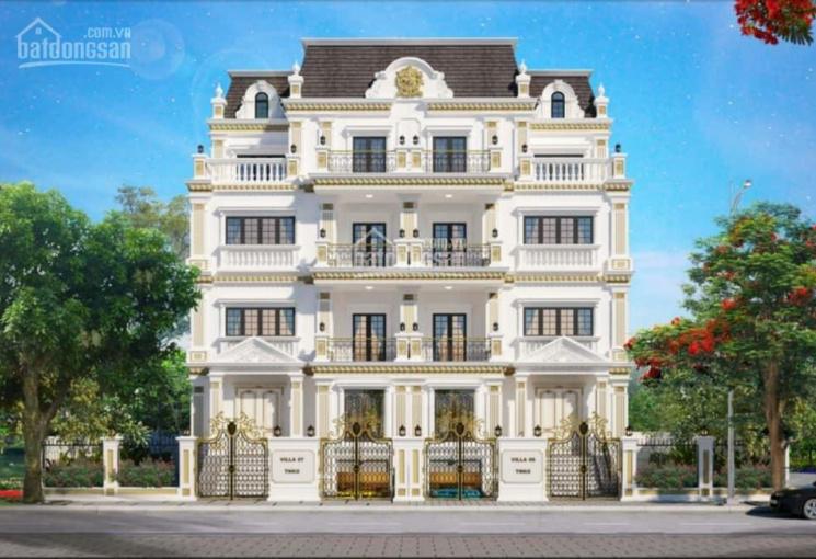 Bán shophouse gần ngã 4 Khuất Duy Tiến - Nguyễn Trãi, xây 4,5 tầng + hầm, mặt tiền 10m, giá gốc CĐT