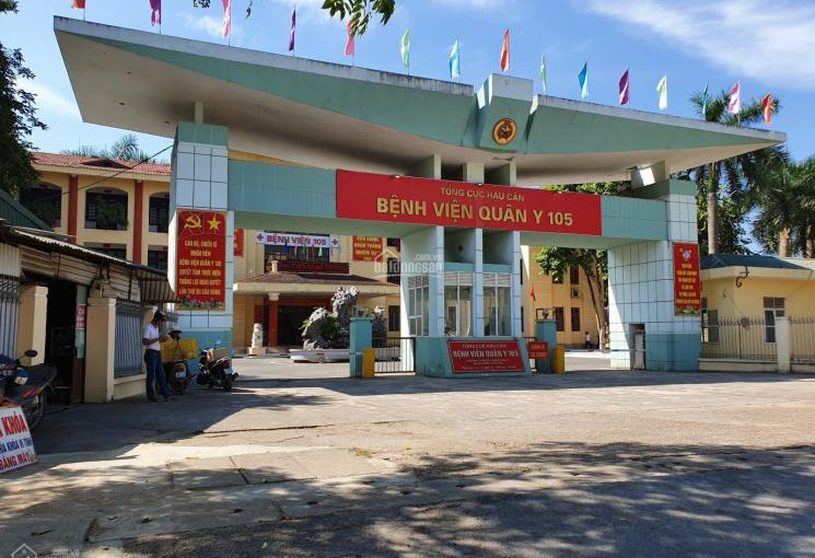 Bán nhà đất Sơn Tây, sổ đỏ sẵn, gần QL21A, kinh doanh tốt, gần bệnh viện, trường học 0375888567