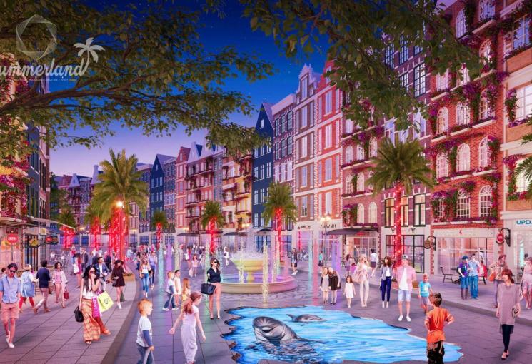 Đầu tư ngay nhà phố view biển Summer Land, mở bán giai đoạn 2 với nhiều ưu đãi và CK hấp dẫn