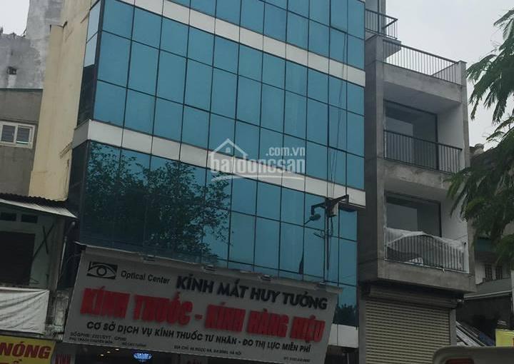 Bán nhà mặt phố Bà Triệu, vị trí thoáng đẹp, sổ đỏ 163m2, mặt tiền 6.1m, 5 tầng, giá 73 tỷ