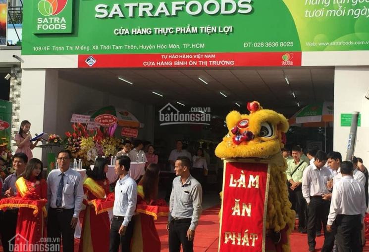 Cần bán nhà mặt tiền Trịnh Thị Miếng, Hóc Môn, LH 0903633755