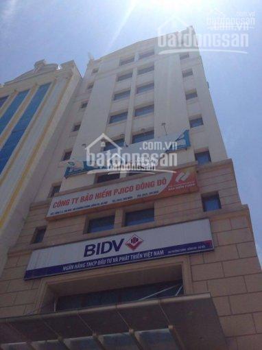 Cho thuê văn phòng tòa nhà hạng B Hoàng Cầu, DT có 50m2 - 80m2 sảnh chờ lễ tân bãi ô tô