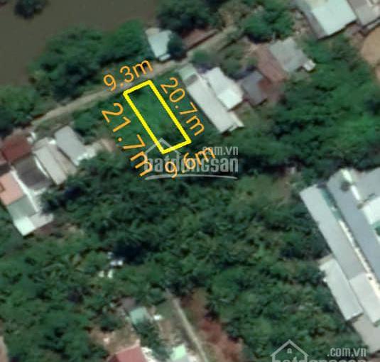 Bán nền cập sông Cái Răng bé, p Thường Thạnh, Cái Răng, cách ĐH Tây Đô 1.5km, 200m2 giá chỉ 1.8 tỷ