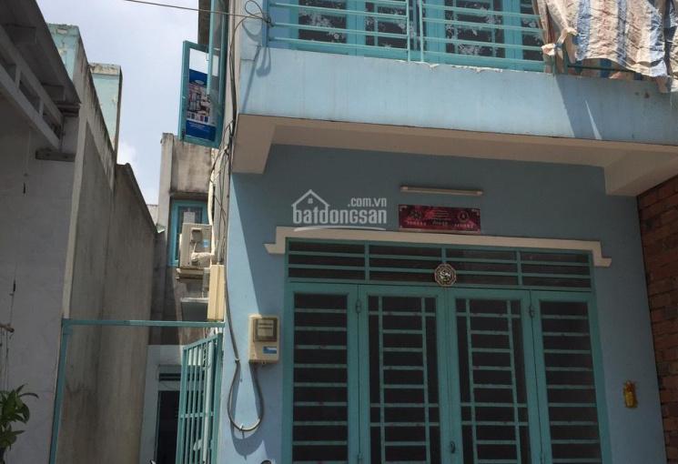 Cần bán căn nhà trên đường 26, gần chợ Tây Hoà, P. Phước Long A, Quận 9