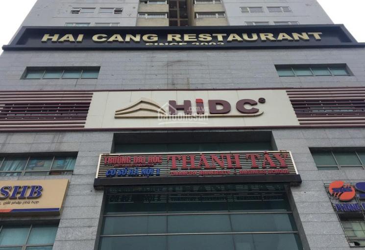 Cho thuê văn phòng tại phố Nguyễn Chí Thanh, diện tích có 130m2 - 150m2 lô góc có bãi đỗ ô tô