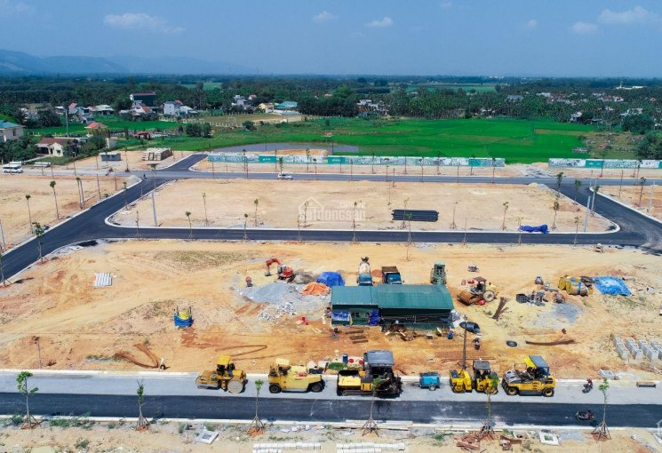 Cần bán đất nền đường 7,5m dự án Phú Điền, mặt tiền đường Nguyễn Công Phương, TP. Quảng Ngãi