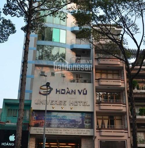 Tôi chính chủ cần cho thuê nhà 5 tầng, mặt tiền 223 Trần Hưng Đạo, Quận 1, kinh doanh tự do
