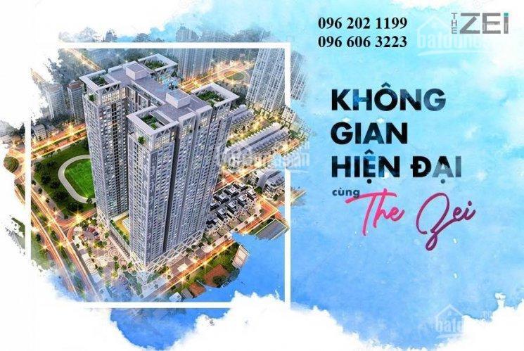 Mở bán căn hộ Duplex 2 tầng siêu vip tại The Zei