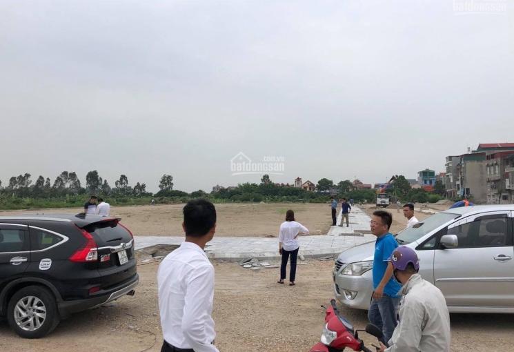Chỉ còn vài lô đất nền đã có sổ đỏ tại Trạm Bóng, Gia Lộc. LH 0989099986
