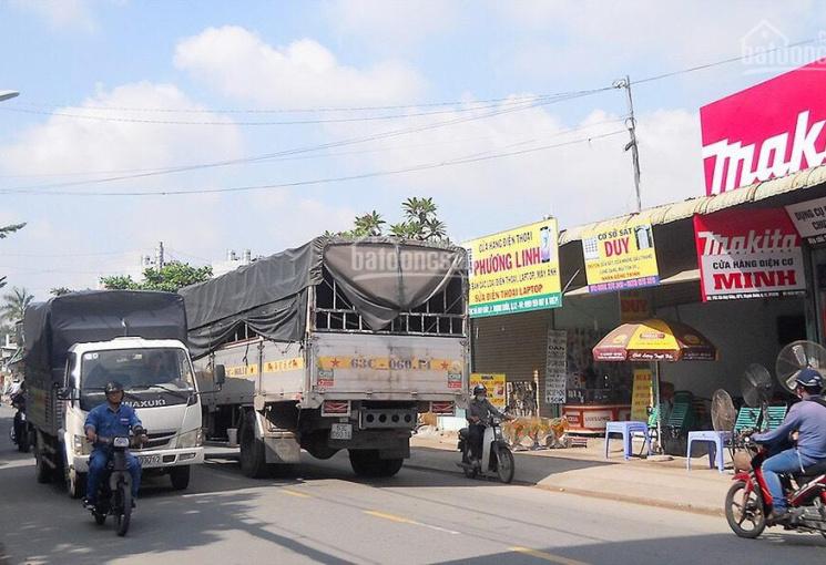 Cần bán mặt tiền đường Hà Huy Giáp, Phường Thạnh Xuân, Q12, 9.5 tỷ, LH 0903633755