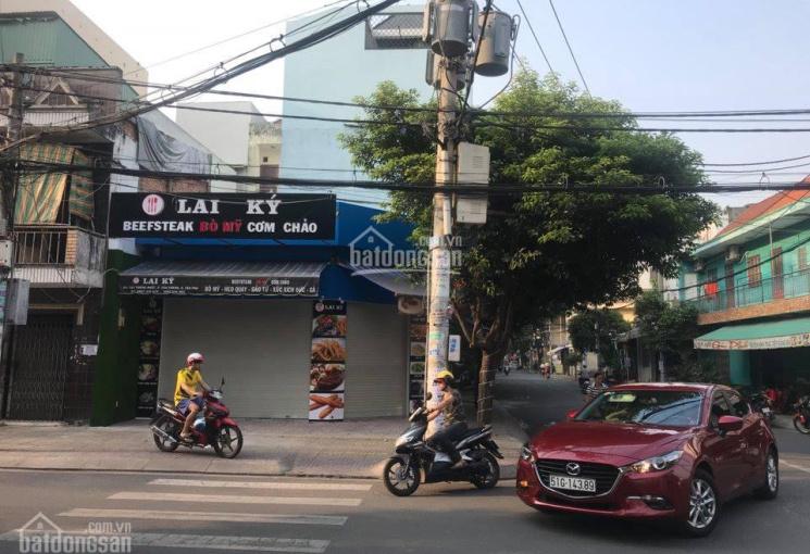 Góc 2 MT Thống Nhất, Tân Phú, 7,3x13m, cấp 4, giá 16 tỷ TL