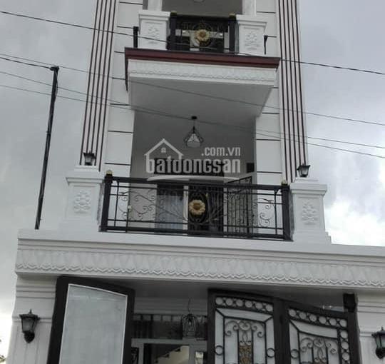 Bán Nhà 1 Trệt 2 Lầu - Phường Tăng Nhơn Phú A - Q9-TPHCM